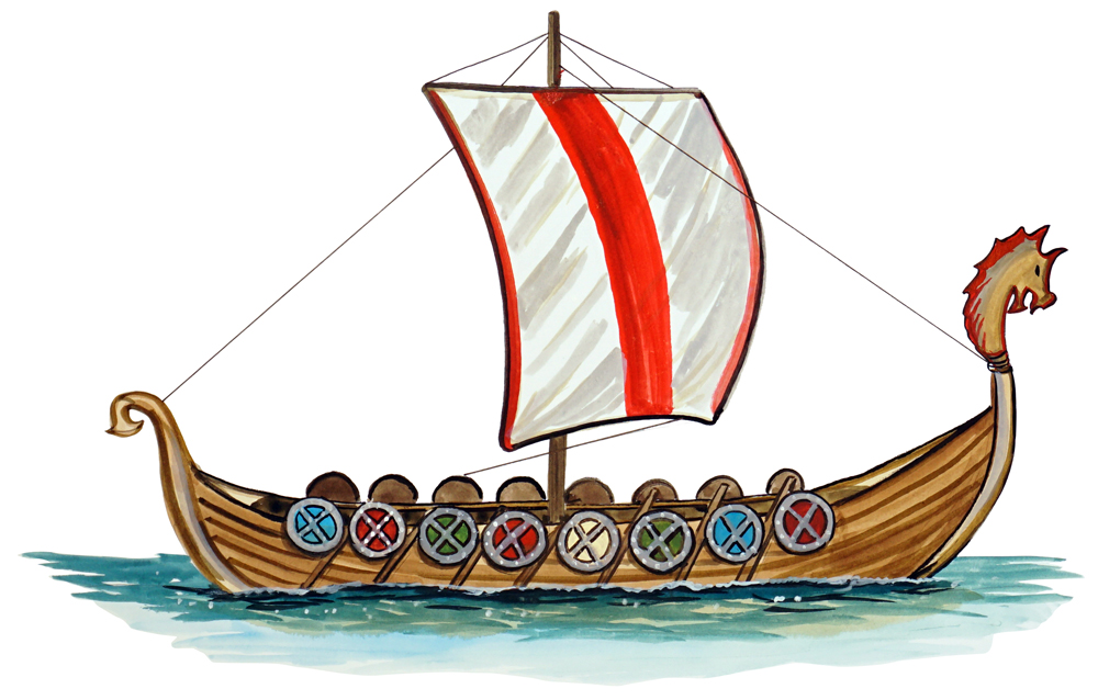 Details About Viking Ship Printed Vinyl Decal Wildlife Hd Auto Truck Suv Car Window Sticker