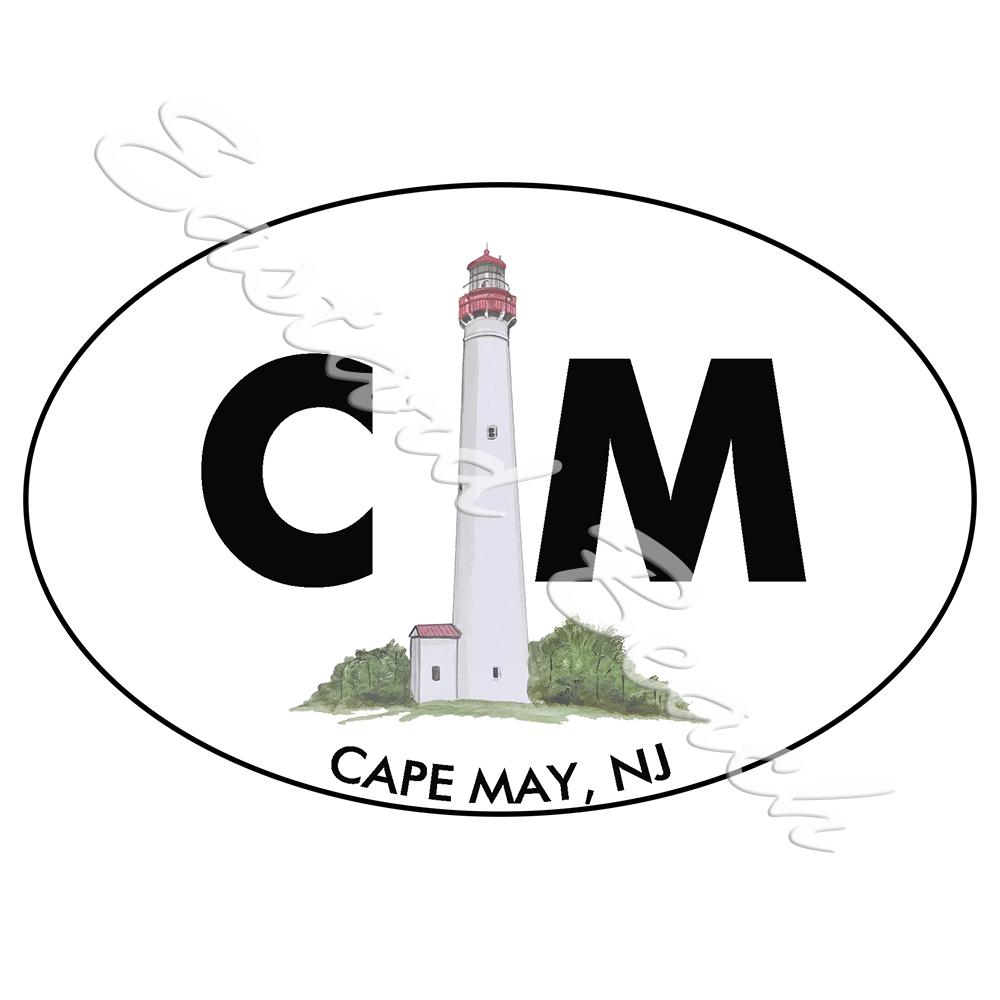 CM - Cape May Lighthouse