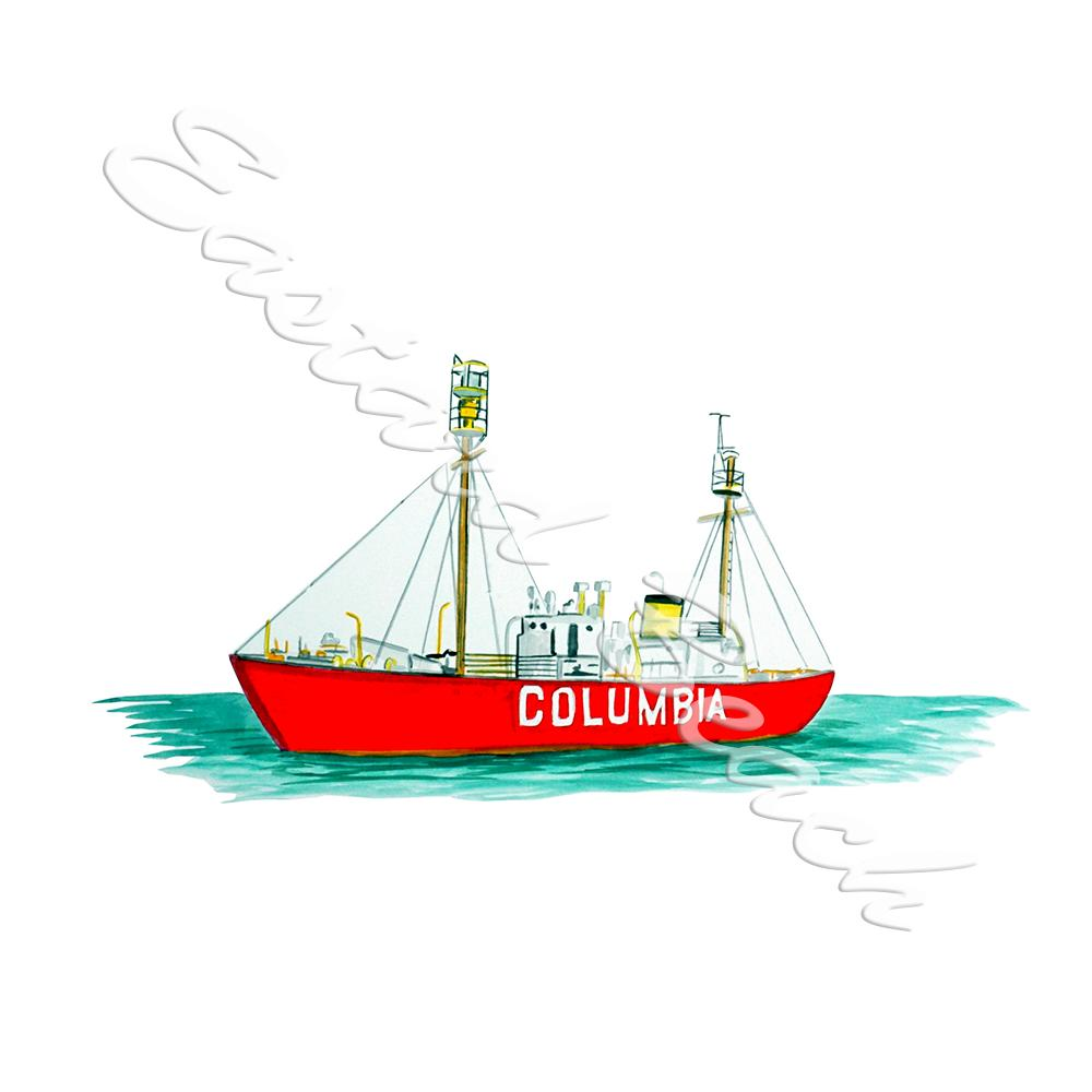 Columbia Lightship