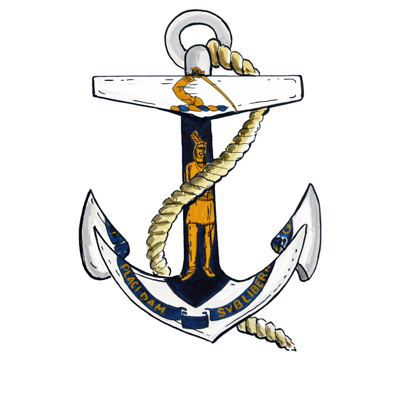 Massachusetts Anchor