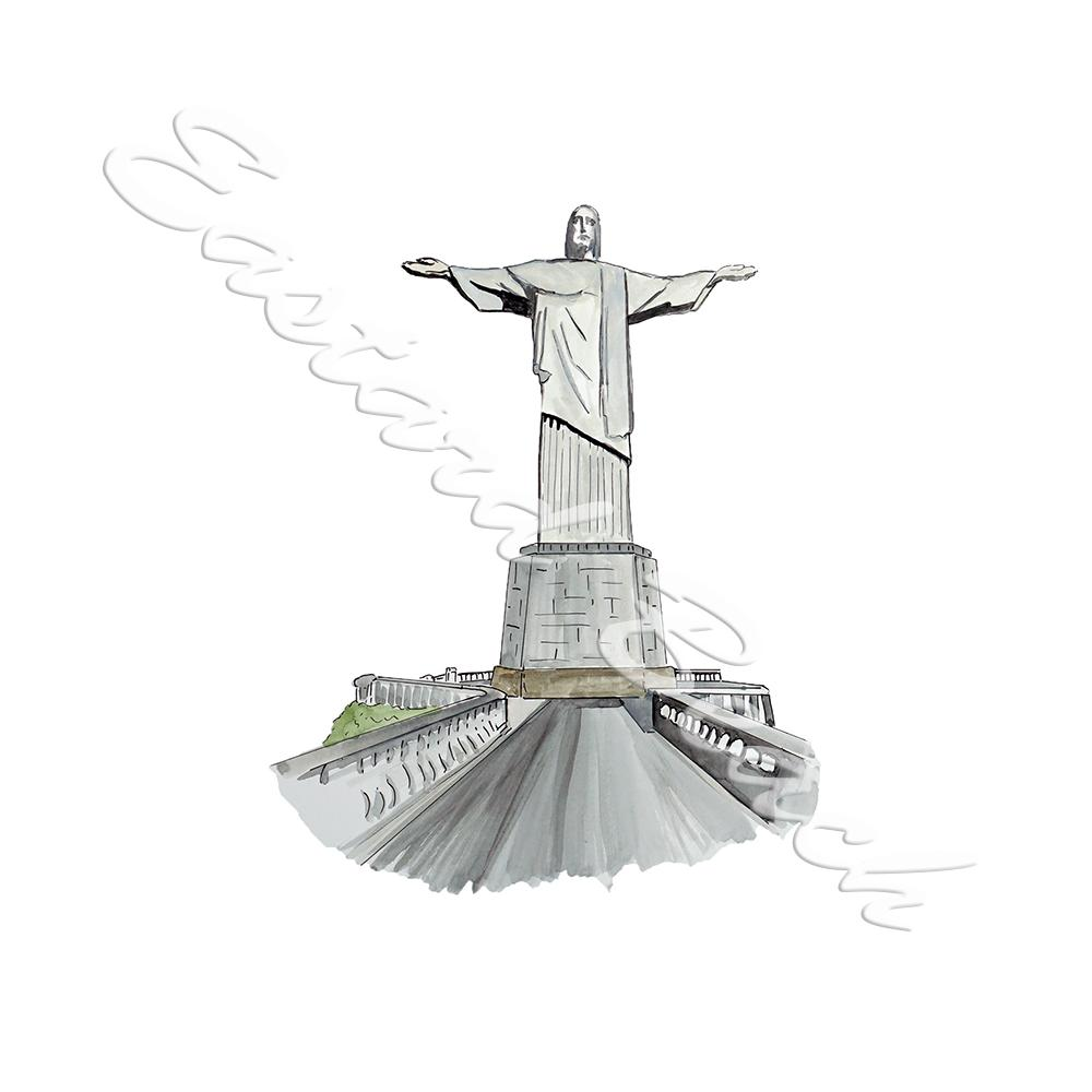 Rio Christ The Redeemer Statue