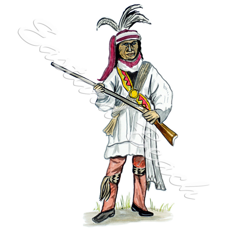 Seminole Native American