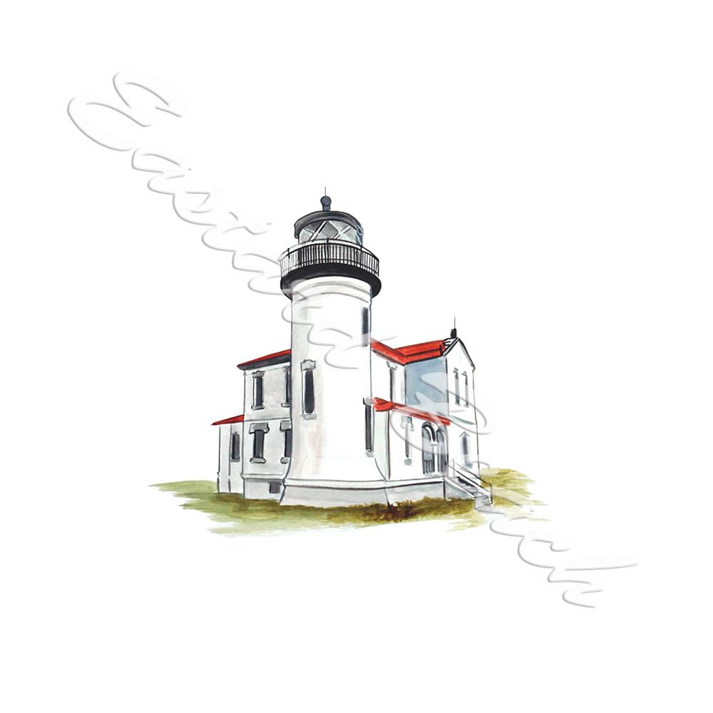 Whidby Island Lighthouse