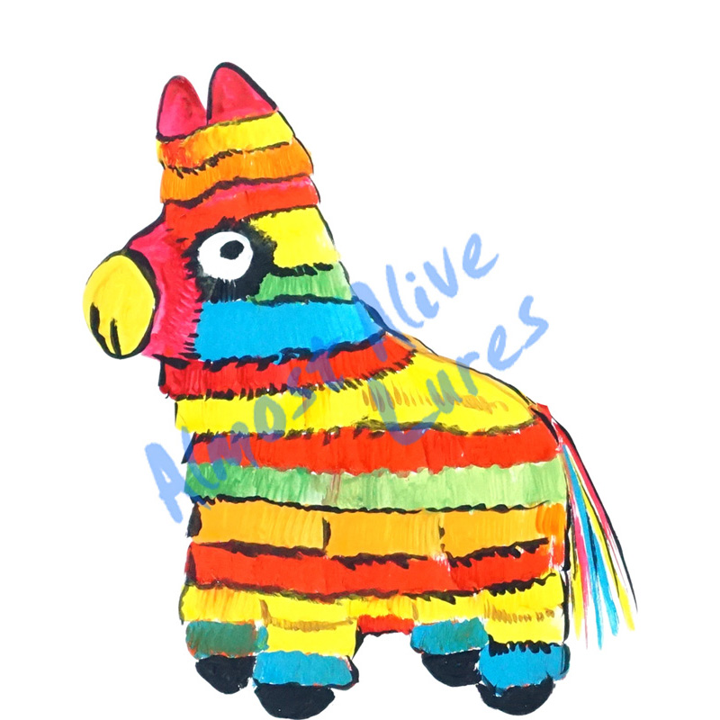 Pinata - Printed Vinyl Decal